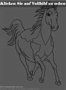 Ausmalbilder Pferde 32 Ausmalbilder