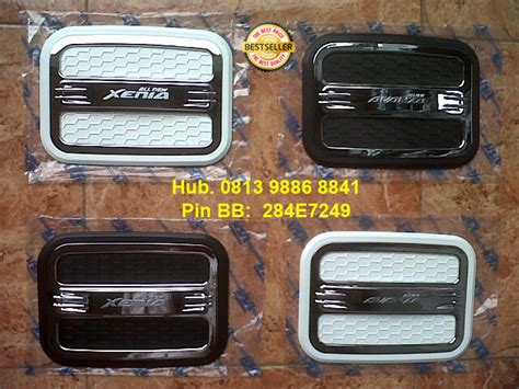 Tank Cover Tutup Bensi Grand New Avanza Xenia Chrome 3 avanza all new 2012 2015 rivo variasi