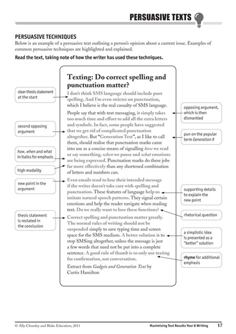 essay structure year 9 downloadable pdf maximising test results preparing for