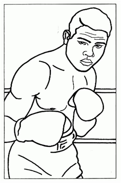 boxer coloring pages az coloring pages