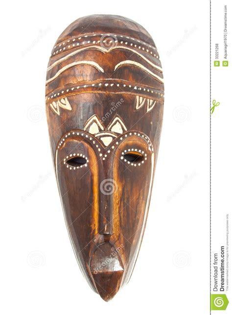 afrikaans masker royalty vrije stock fotos afbeelding