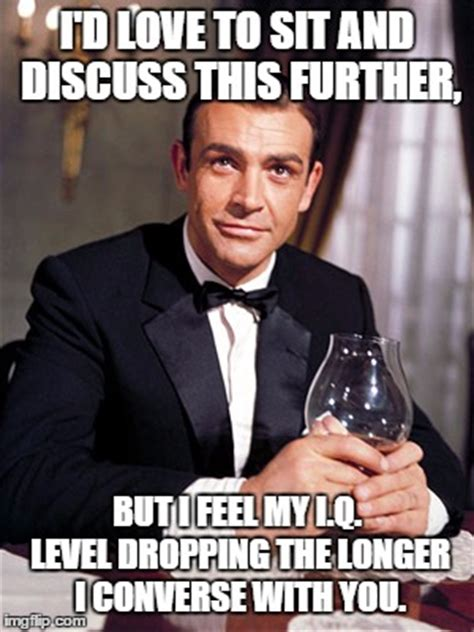 James Bond Meme - james bond imgflip