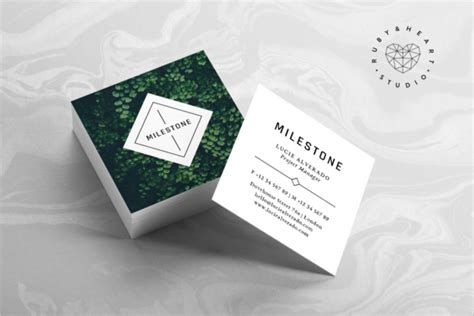 square business card size template bootstrap square image phpsourcecode net