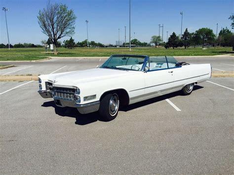 1966 Cadillac Convertible by 1966 Cadillac Convertible For Sale