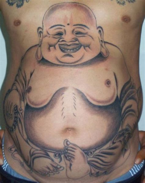 laughing buddha tattoo maitreya buddha for endless luck diary