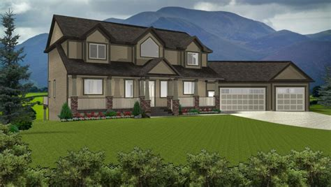 Best Walkout Basement House Plans by 2 Story House Plans With Walkout Basement Best Of 2 Story