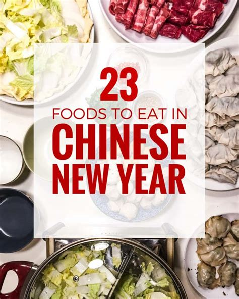 new year foods to prepare new year food 23 dishes you cannot miss