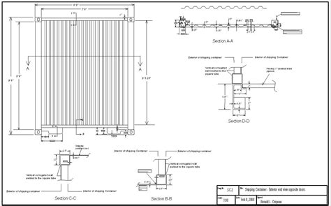 mobile dwg shipping container cad drawing container apartments