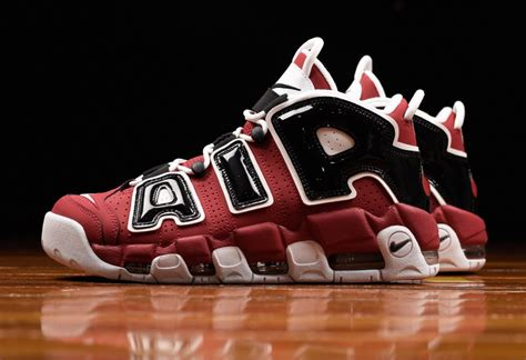 Nike Air More Up Tempo Chicago Bulls The Nike Air More Uptempo Bulls In S Sizing Is
