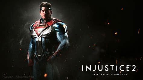 injustice 2 superman wallpapers hd wallpapers id 19595 superman wallpaper 2018 183