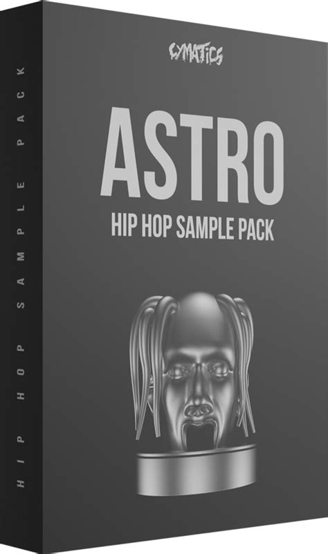 """Astro"" - Travis Scott Type Sample Pack – Cymatics.fm"