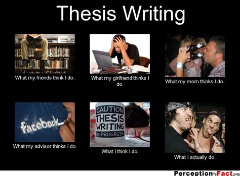 how is a master s thesis thesis writing what think i do what i really