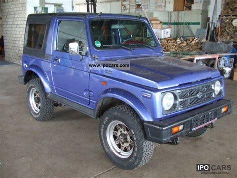 1998 Suzuki Samurai by 1998 Suzuki Santana Samurai Partsopen