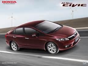 Harga Mobil Honda Civic All New Honda Civic Glen Honda Mobil