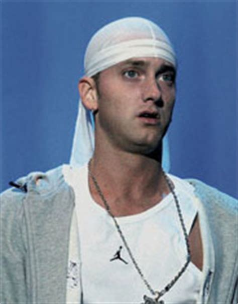 is it fashionable to wear a doo rag eminem knows how to rock our gear 3rd power outlet weblog