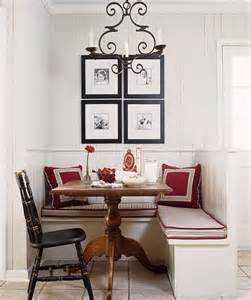 booth style dining room sets images