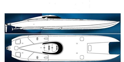 catamaran speed boat plans qatar team going after speed record in 2013 boats