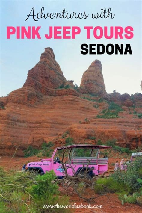 pink jeep tours adventures with pink jeep tours sedona the world is a book