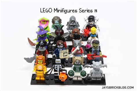 Lego The Original Minifigures Series image gallery lego minifigures monsters