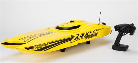 zelos 36 catamaran bl rtr prb08021 pro boat models