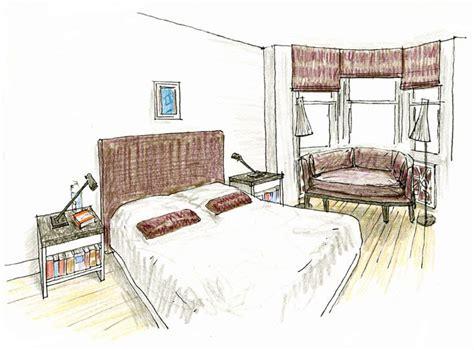 bedroom sketch bedroom sketches