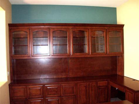 home office cabinets in orange county c l design