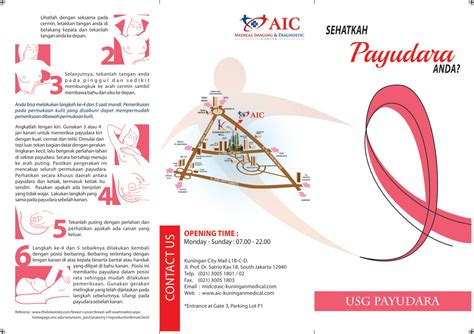 12 Tips On How To Perform A Breast Self by News And Media Aic Kuningan Center