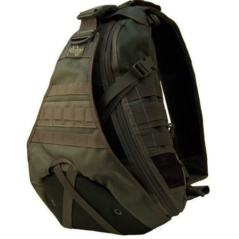 maxpedition tactical monsoon gearslinger edc molle