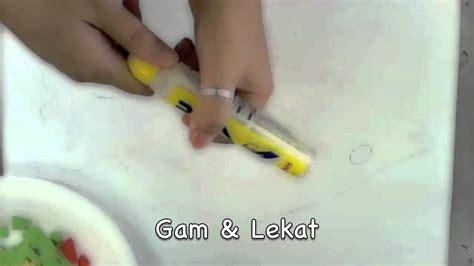 cara membuat lukisan abstrak cara membuat kolaj youtube