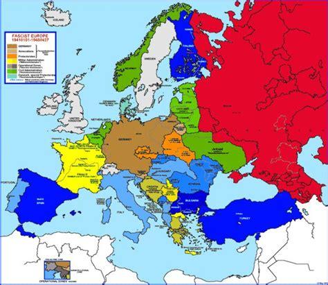 europe map 1945 hisatlas map of europe 1941 1945