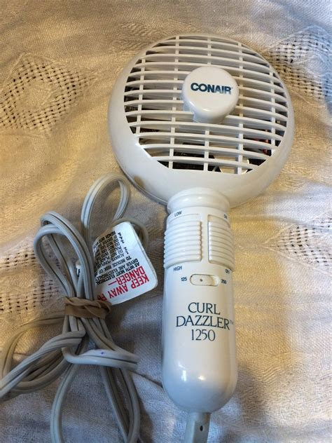 Conair Curly Hair Dryer conair curl dazzler 1250 dual wattage hair dryer hair dryers