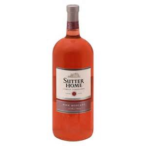 sutter home pink moscato 1 5l target