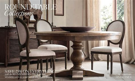 Dining Table Restoration Ideas Restoration Hardware Dining Room Chairs Dining Room Ideas Circle