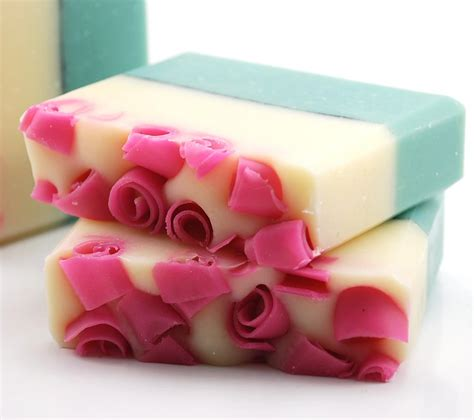 Beautiful Handmade Soaps - real handmade soap mireio designs