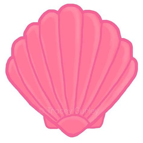 Psjel Pink Original pink scallop shell original 2 files scallop