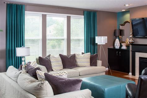 decorating with gray color trends decorating with grey drapery street