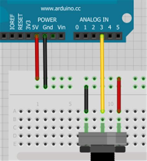 tutorial arduino adc analog to digital conversion learn sparkfun com