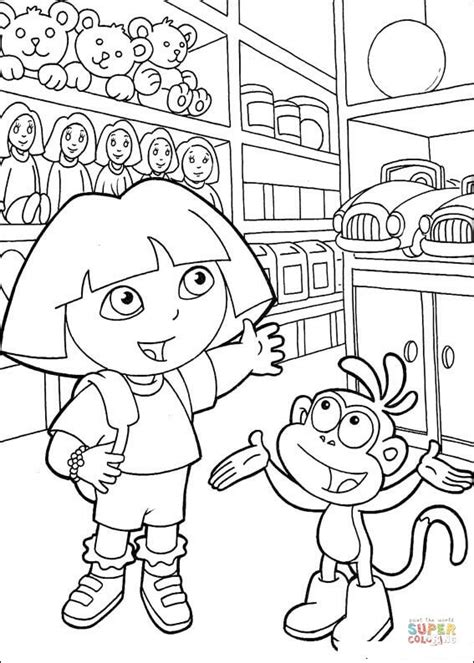 coloring book warehouse store coloring page free printable coloring pages