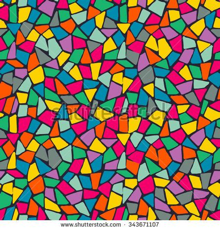 mosaic pattern background abstract colorful stained glass background easy stock