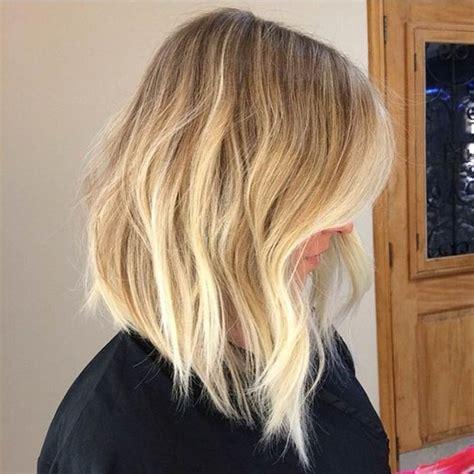 blonde bob line 47 hot long bob haircuts and hair color ideas bobs cut