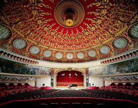 Theatre Ceiling by Stunning Opera Houses