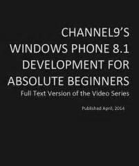 windows phone 10 development tutorial for beginners 10 free e books on windows app development super dev