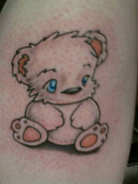 baby bear tattoo tattoos and designs page 92