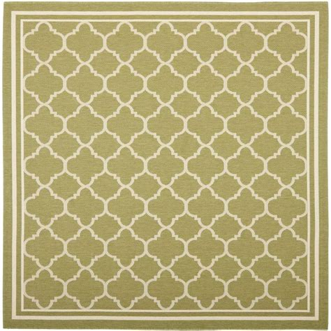 Green Outdoor Rugs Rugs The Home Depot Green Outdoor Rugs