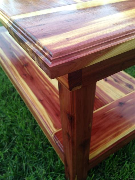 Cedar Coffee Table Plans 25 Best Ideas About Cedar Furniture On Pinterest Log Table Live Edge Wood And Live Edge Slabs