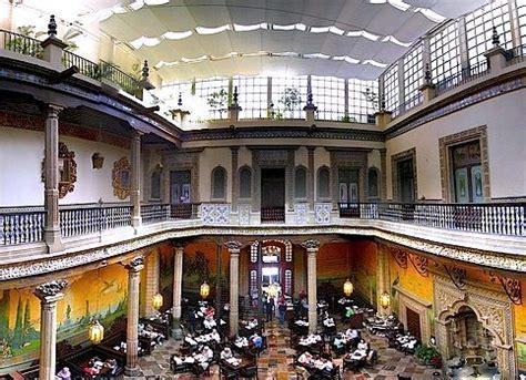 restaurante la casa de los azulejos sanborns ciudad de