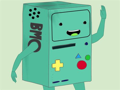 Bmo Adventure how to as bmo from adventure time with pictures