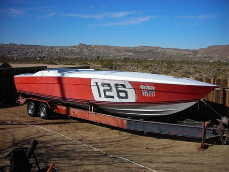 30 ft boat for sale any old 30 ft outboard race boats for sale