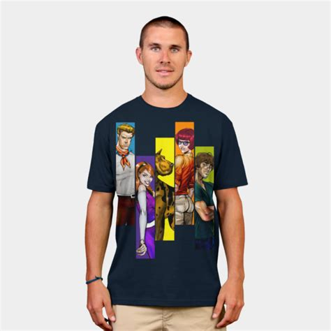 design by humans mystery tee mystery inc t shirt by jshoemake15 design by humans