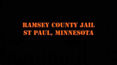 Ramsey County Arrest Records Ramsey County Minnesota And Correctional Center